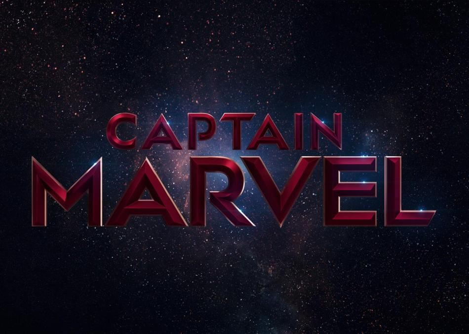 Captain Marvel Title Sequence