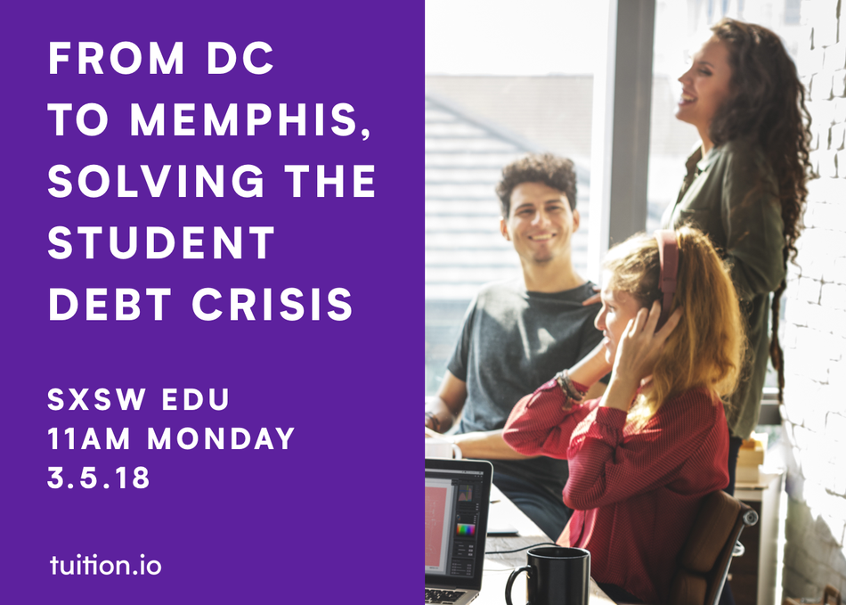From DC to Memphis, Solving the #StudentDebtCrisis
