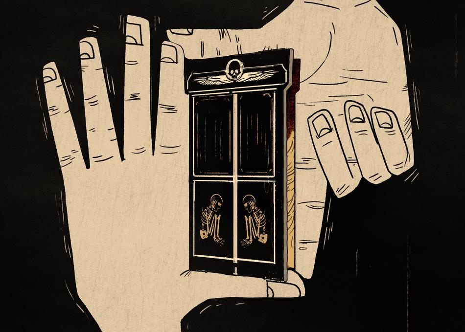 Locke & Key Title Sequence