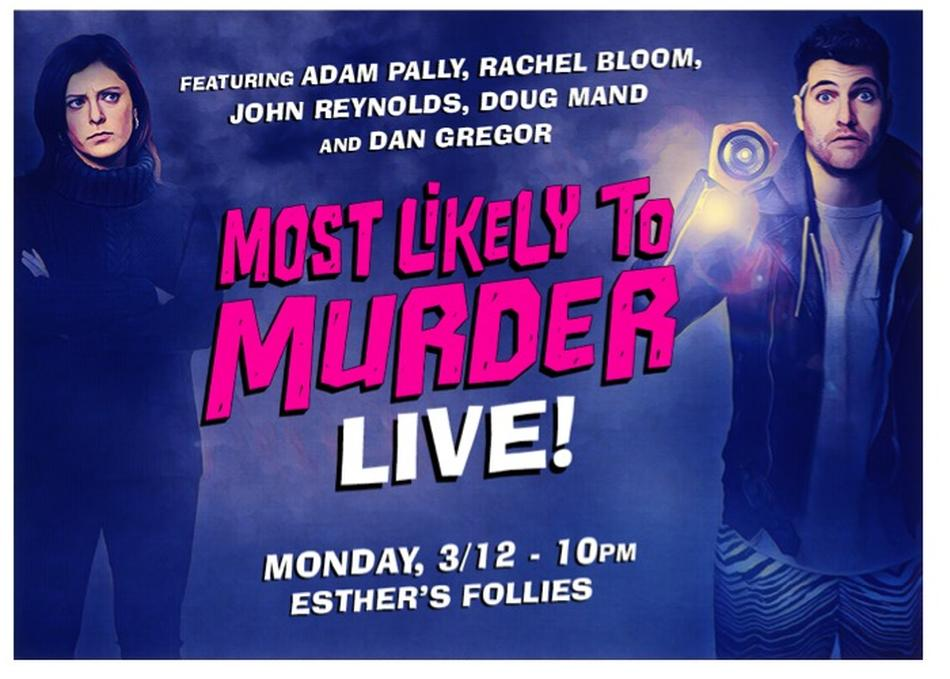 Most Likely To Murder: Live!