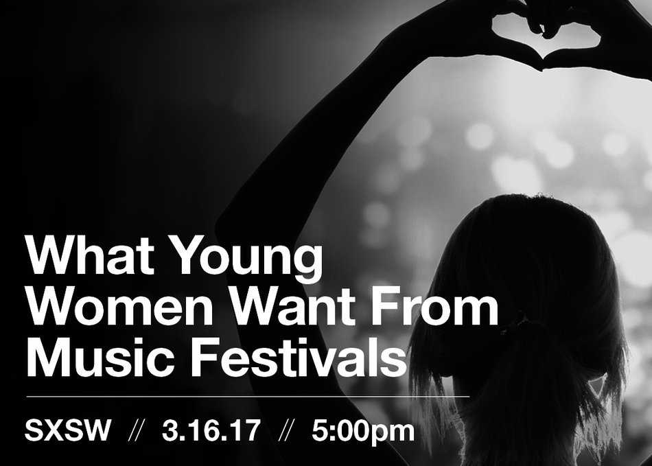 What Young Women Want From Music Festivals