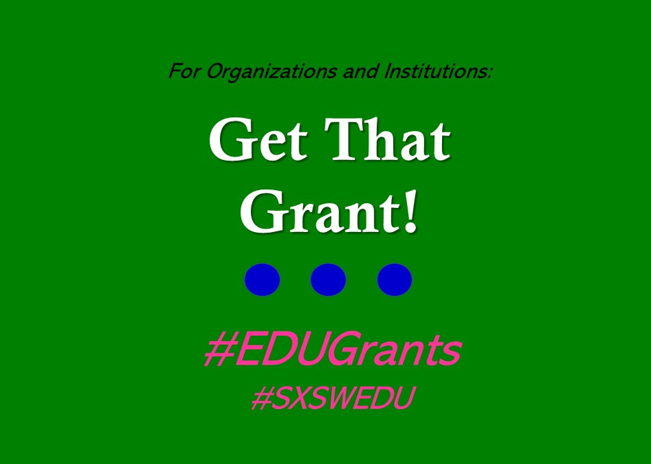 Get That Grant! Tips & Trends From Philanthropists