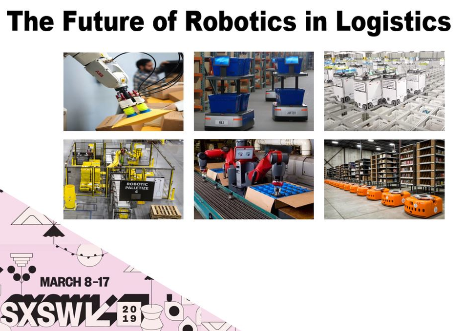 The Future of Robotics in Logistics