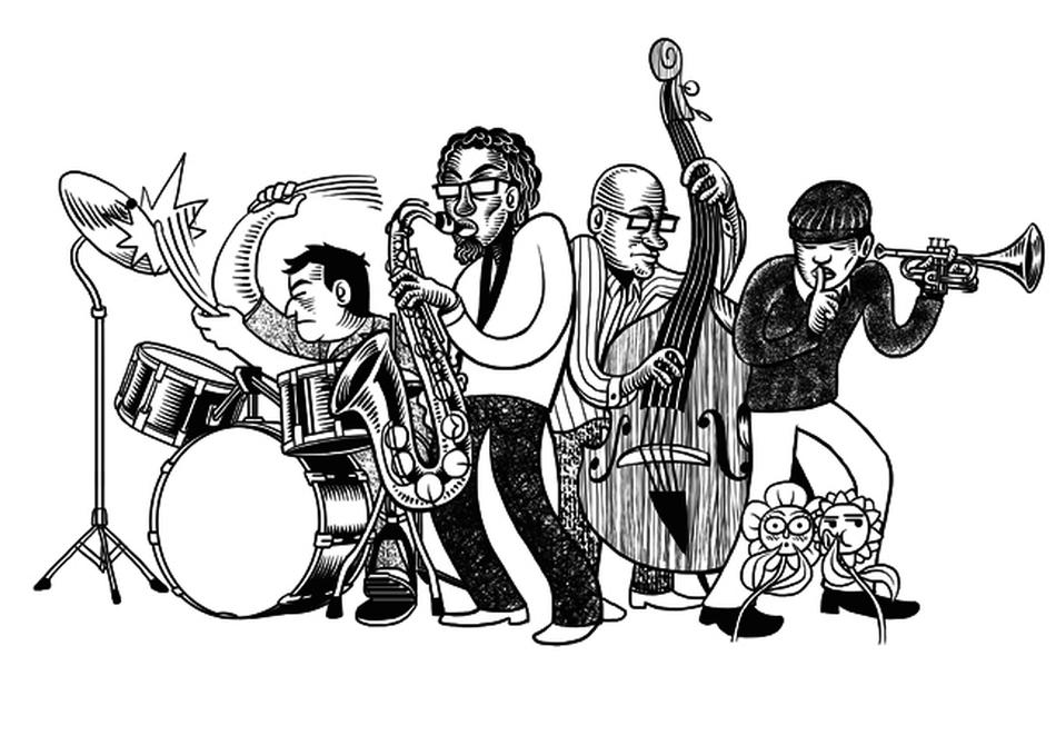 Jazz Improvisation as a Model for Education