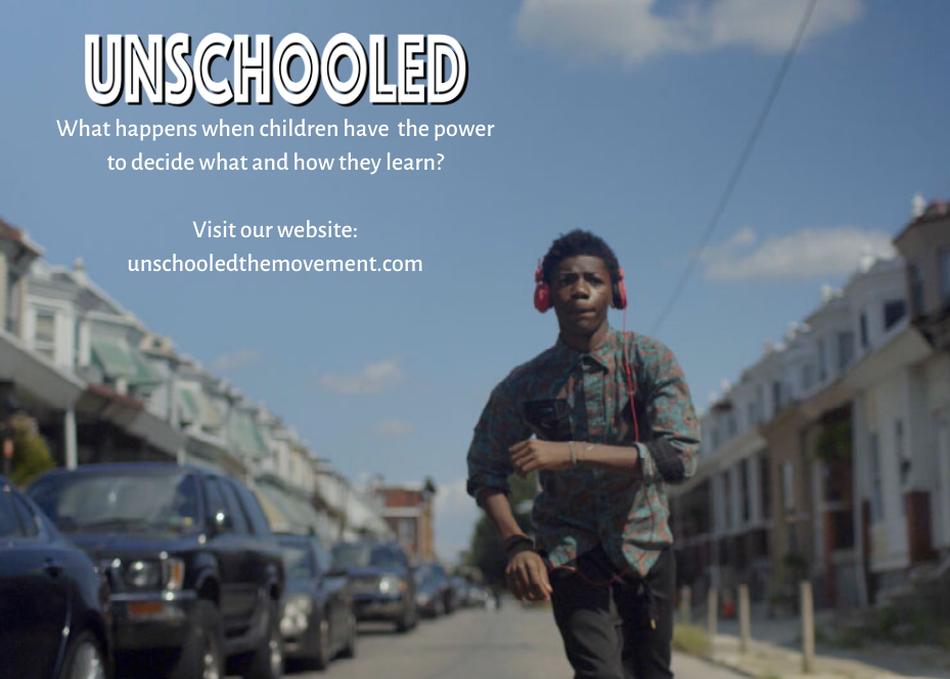 Film still from Unschooled