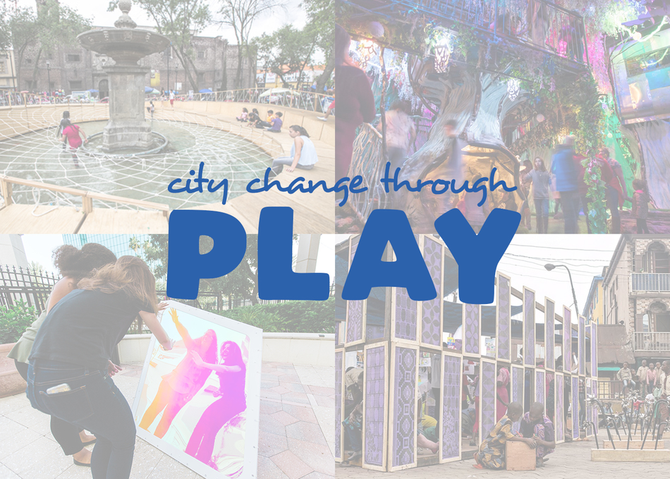 City Change Through Play