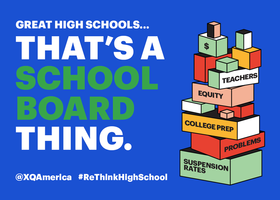 Great High Schools... That's a School Board Thing