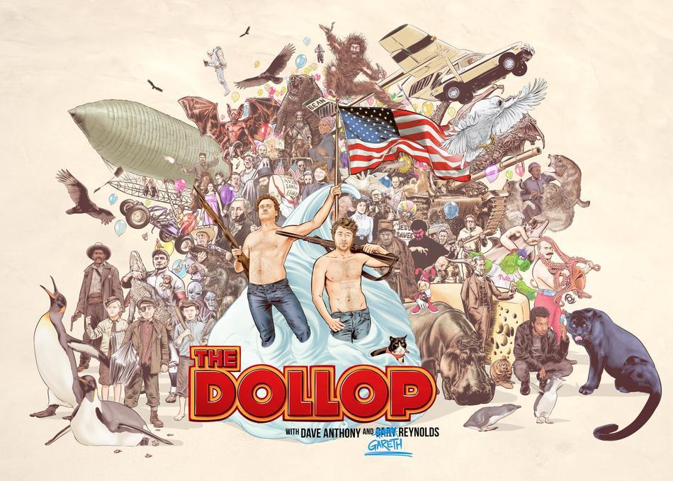 The Dollop (Podcast Recording)
