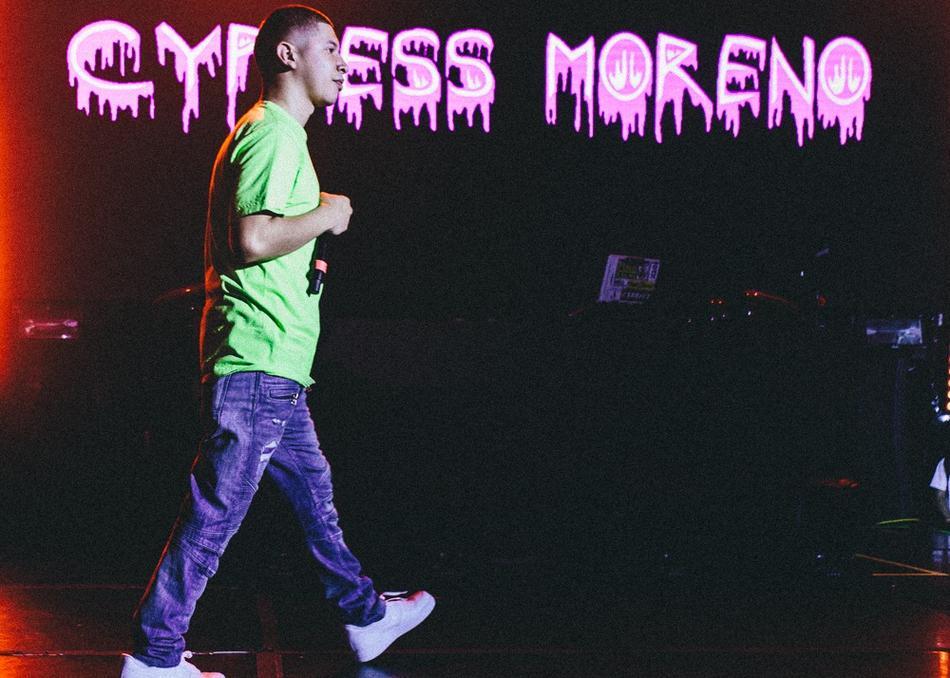 Cypress Moreno