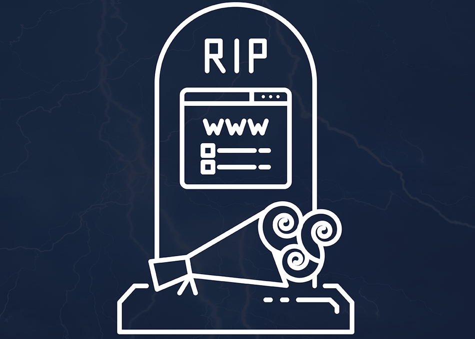 RIP Websites, the End is Nigh
