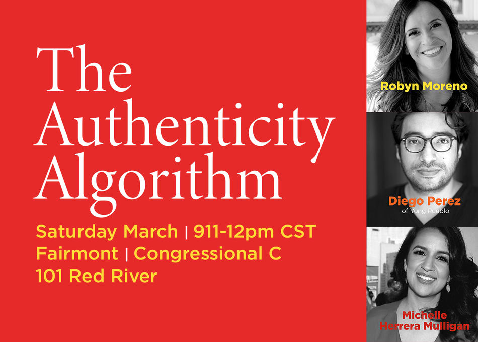 The Authenticity Algorithm