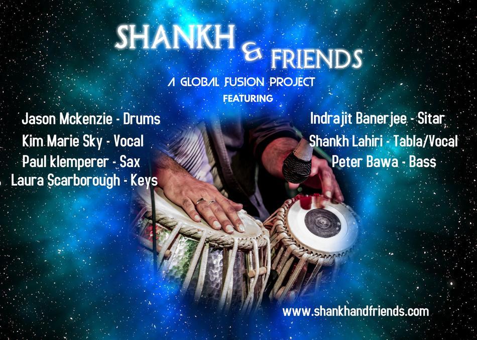 Shankh Lahiri, Indrajit Banerjee & Friends
