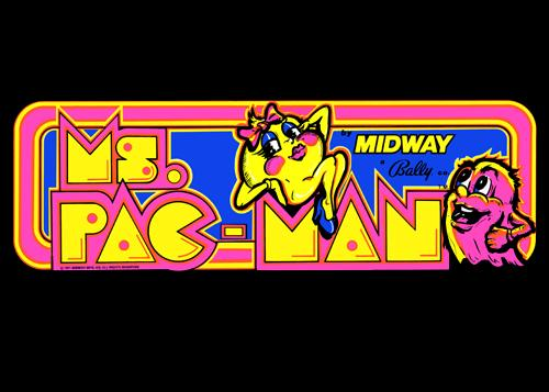 Ms. Pac-Man High Score Challenge