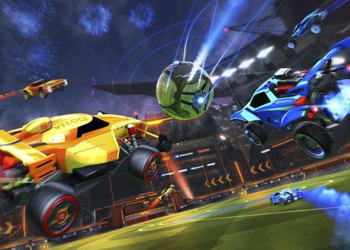 Rocket League PC Arena Open Play