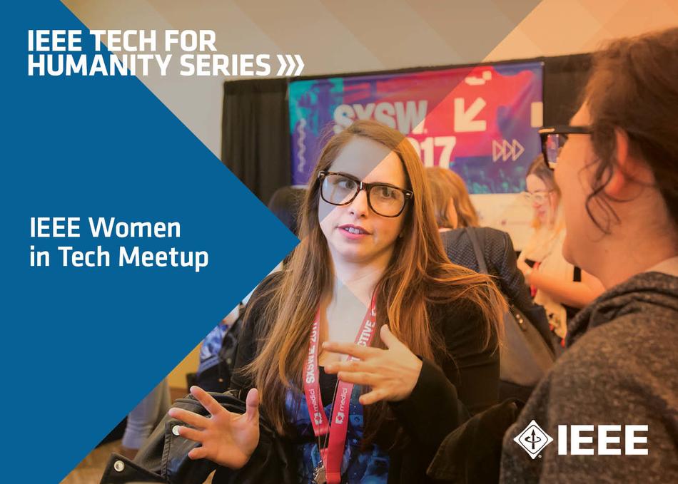 IEEE Women in Tech Meet Up