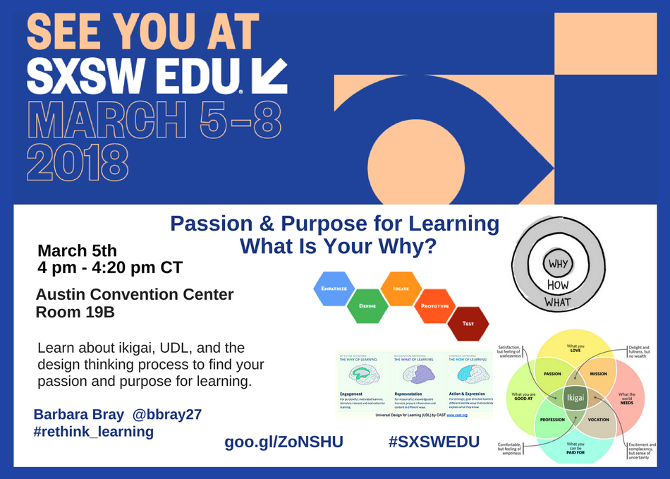 Passion & Purpose for Learning: What Is Your Why