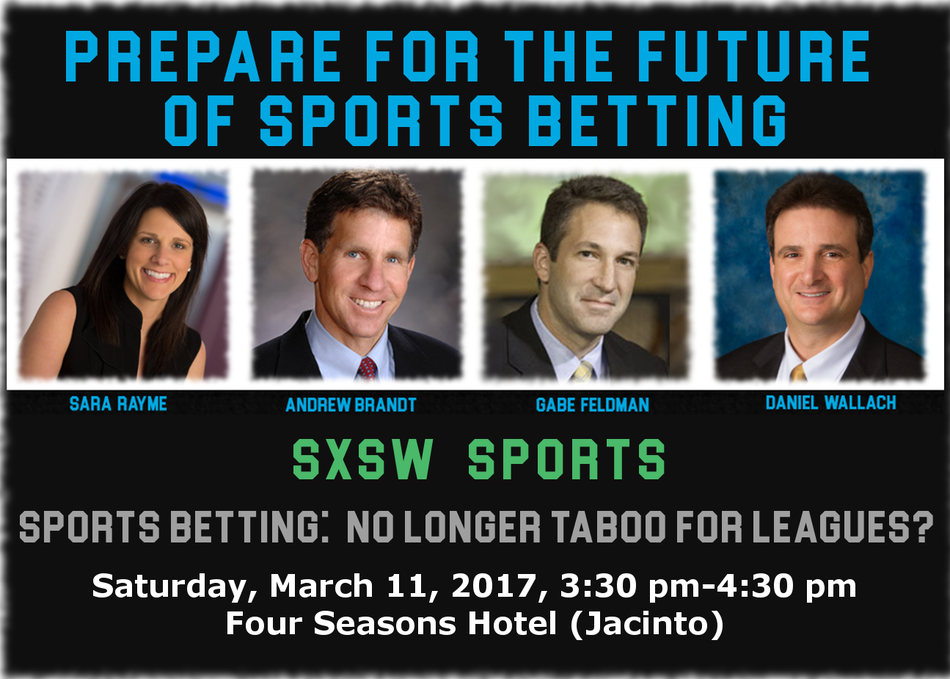 Sports Betting: No Longer Taboo for Leagues?