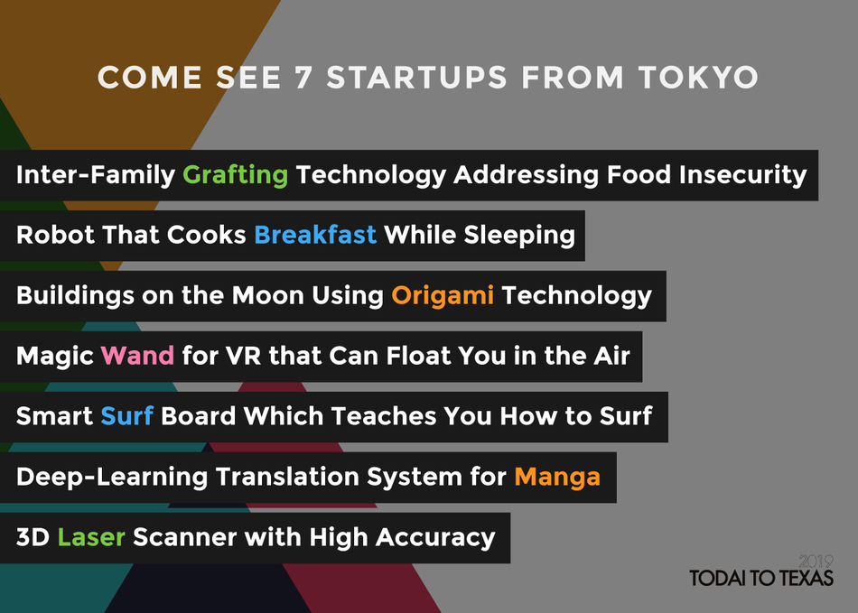 Startups from U of Tokyo: Keeping Japan Weird