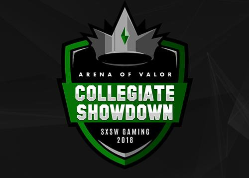 Arena of Valor Collegiate Showdown