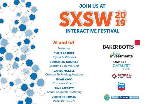 Baker Botts AI and IoT Panel and Emerging Company Showcase