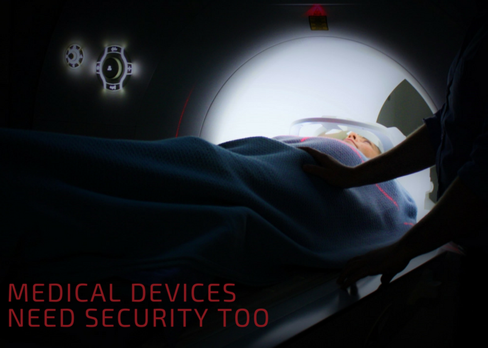 Medical Devices Need Security Too