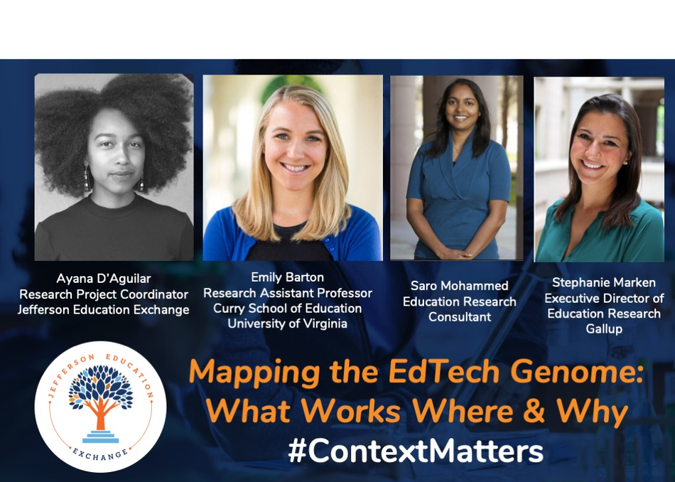 Mapping the EdTech Genome: What Works Where & Why