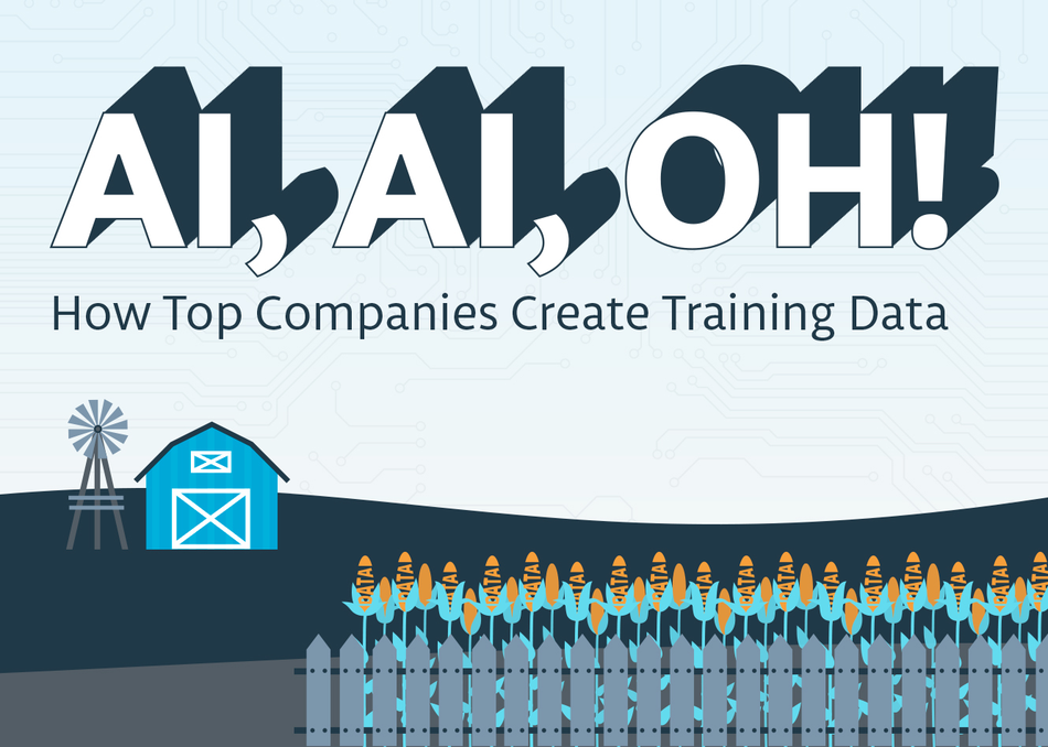 AI-AI-Oh! How Top Companies Create Training Data