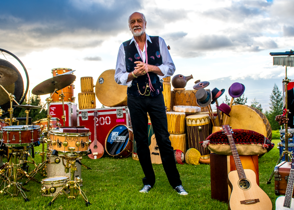 Conversation with Mick Fleetwood