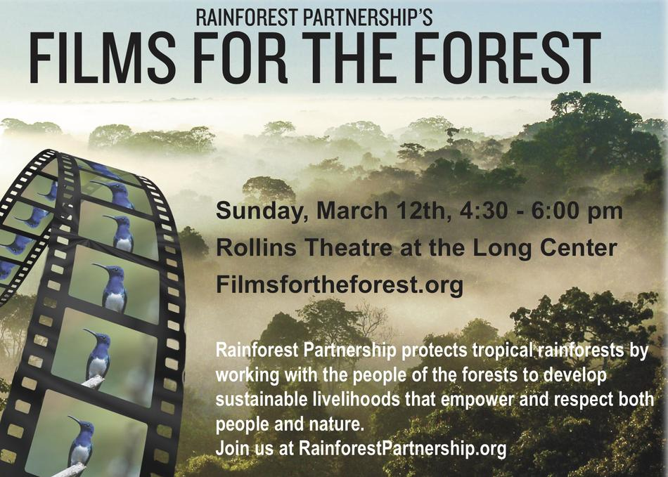 SXSW Community Screenings: Rainforest Partnership's Films for the Forest