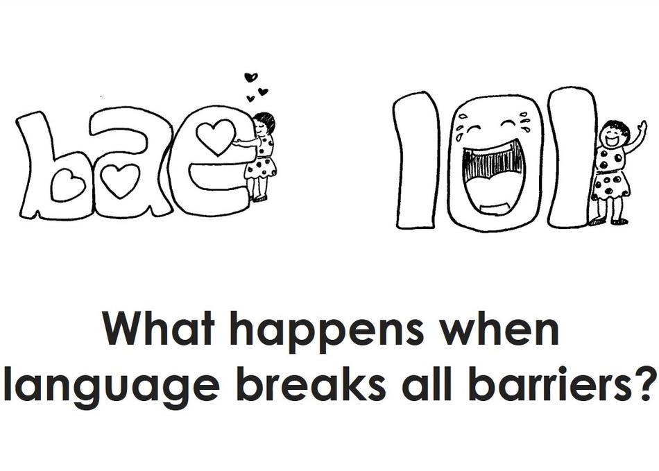 Doggos, Bork, BAE: the New World Language