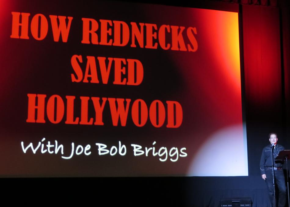 How Rednecks Saved Hollywood with Joe Bob Briggs