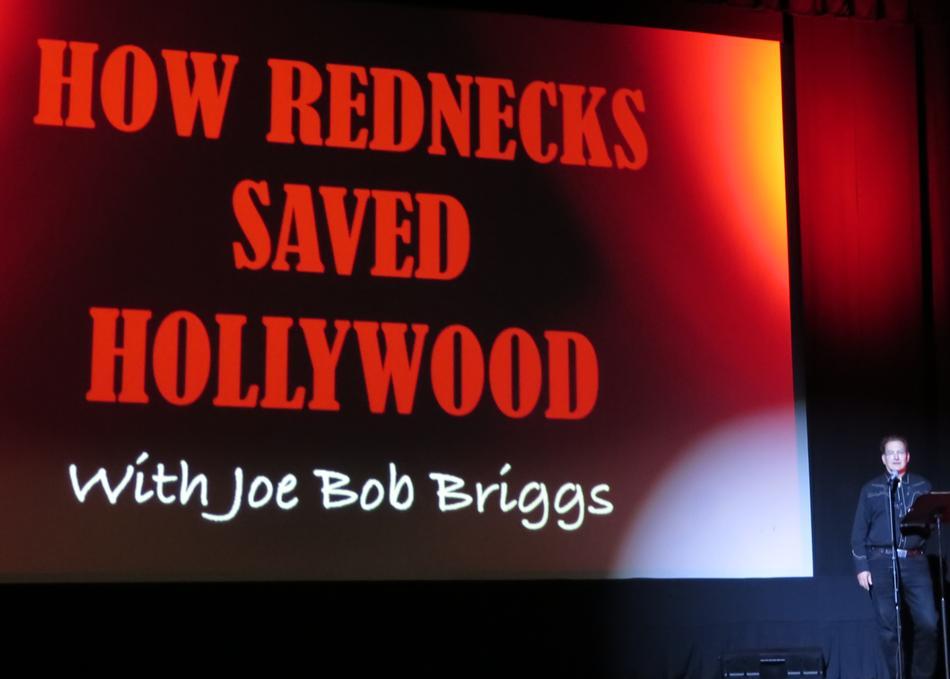 How Rednecks Saved Hollywood with Joe Bob Briggs