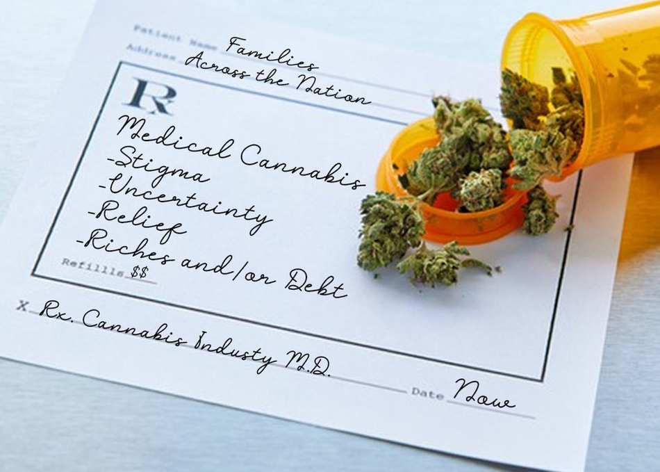 Medical Cannabis: From Rogue to Recovery to Riches