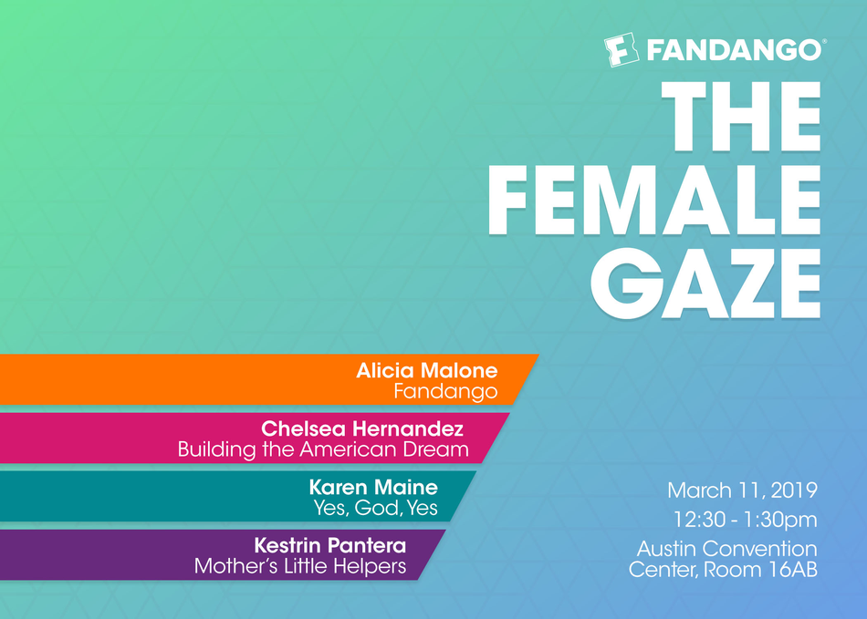 Featured Session: The Female Gaze