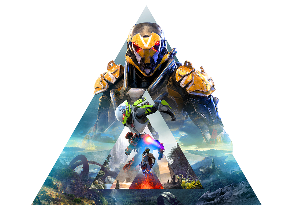 The Technical Art of BioWare's Anthem
