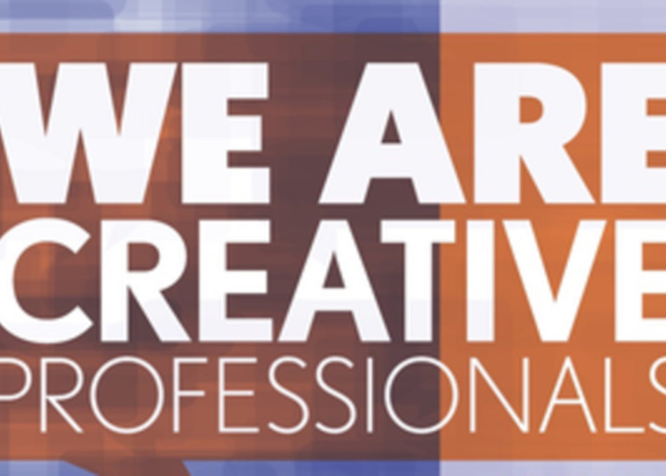 We Are Creative Professionals Meet Up
