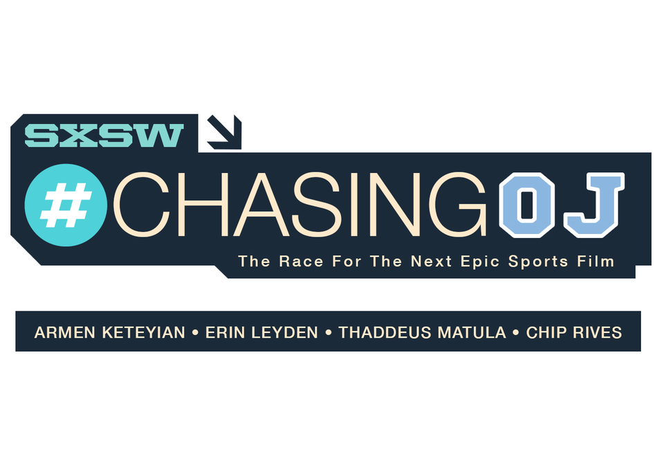 Chasing OJ: The Race For The Next Epic Sports Film
