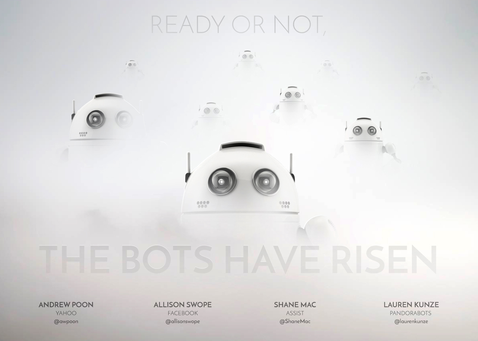 Ready Or Not, The Bots Have Risen!