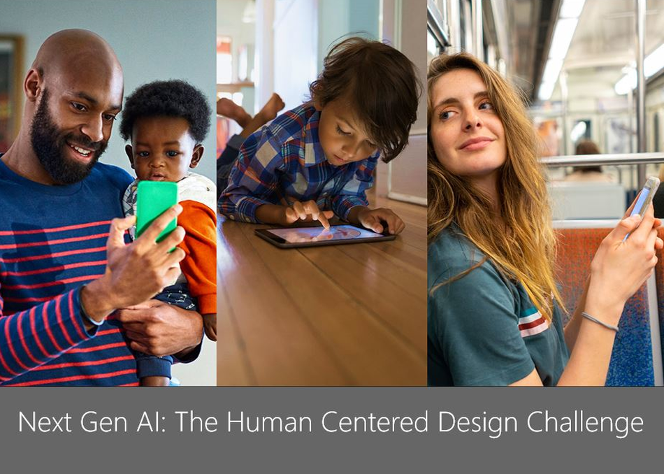 Next Gen AI: The Human Centered Design Challenge