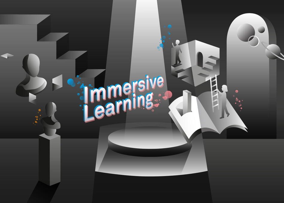 Immersive Learning: No Frames, No Walls, No Limit