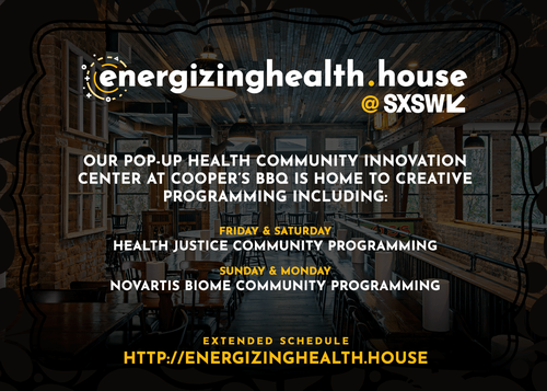Energizing Health