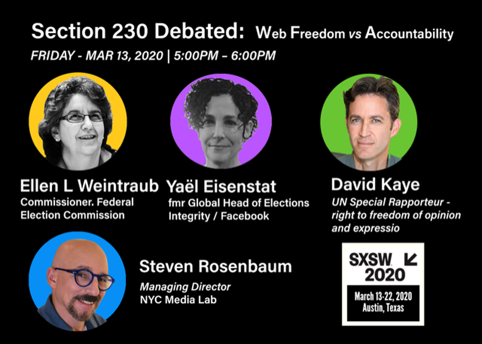 Section 230 Debated: Web Freedom vs Accountability