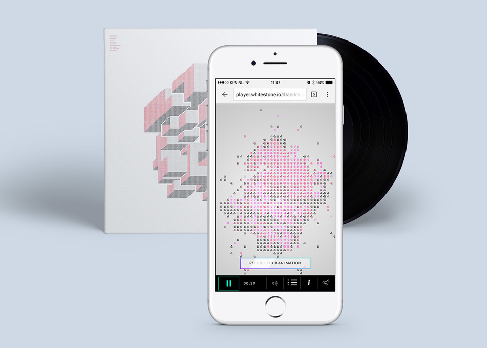 The Future of Music Artwork is Gamified