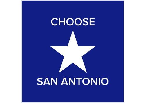 Choose San Antonio