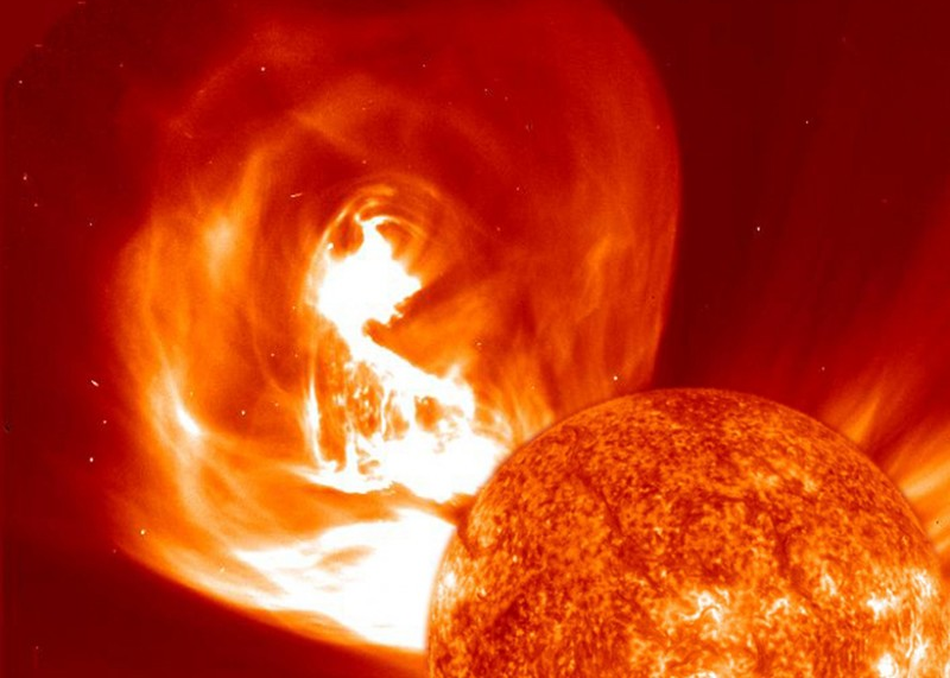 Preventing Space Weather Disasters