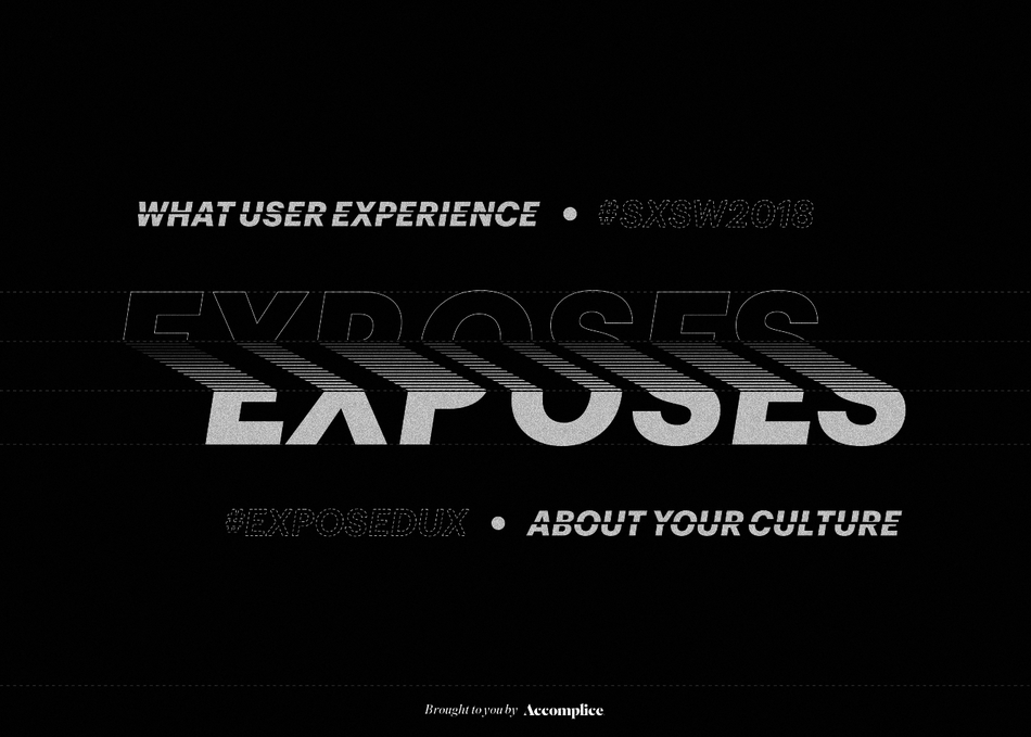 What User Experience Exposes About Your Culture