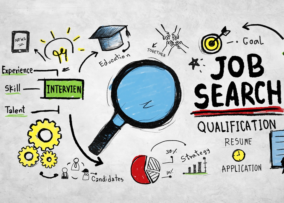 Conquering Your Job Search Journey