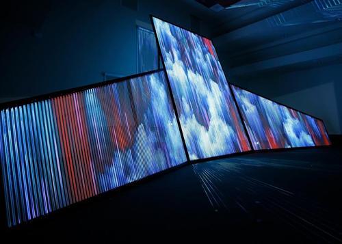 SXSW Art Program Presents Weaving by Cocolab