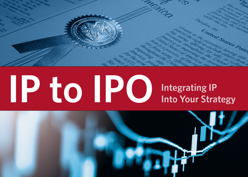 IP to IPO-Integrating IP into Your Strategy