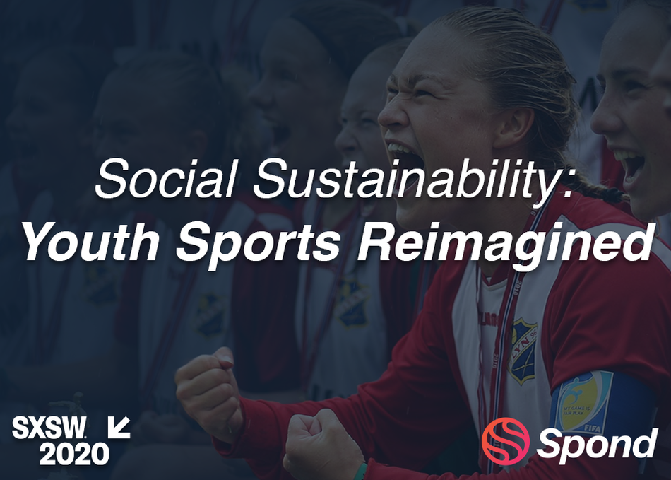 Social Sustainability: Youth Sports Reimagined
